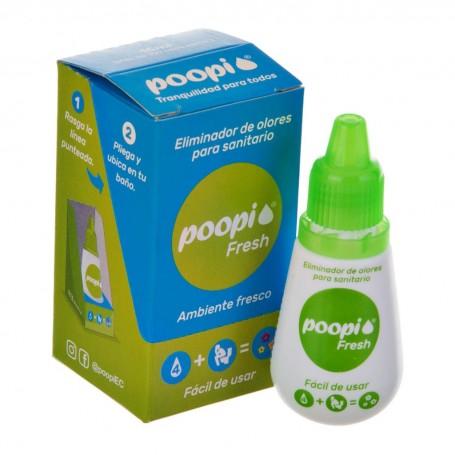 Eliminador de olores para sanitario Aroma Poopi