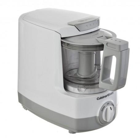 Cuisinart Procesador de alimentos / Calentador para biberón de bebé 400W BFM-1000