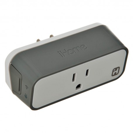 Conector inteligente Wi-Fi para pared ISP6XC iHome