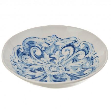 Tazón sopero Arabesco Ceramica Cuore