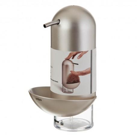 Dispensador para jabón con porta esponja Penguin Umbra