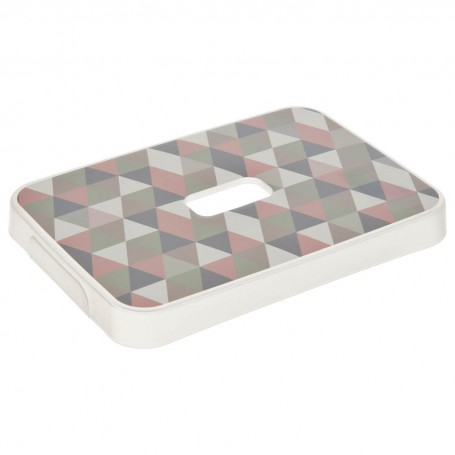 Tapa para caja organizadora Triangles Sunware