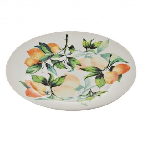 Fuente Limones Ceramica Cuore