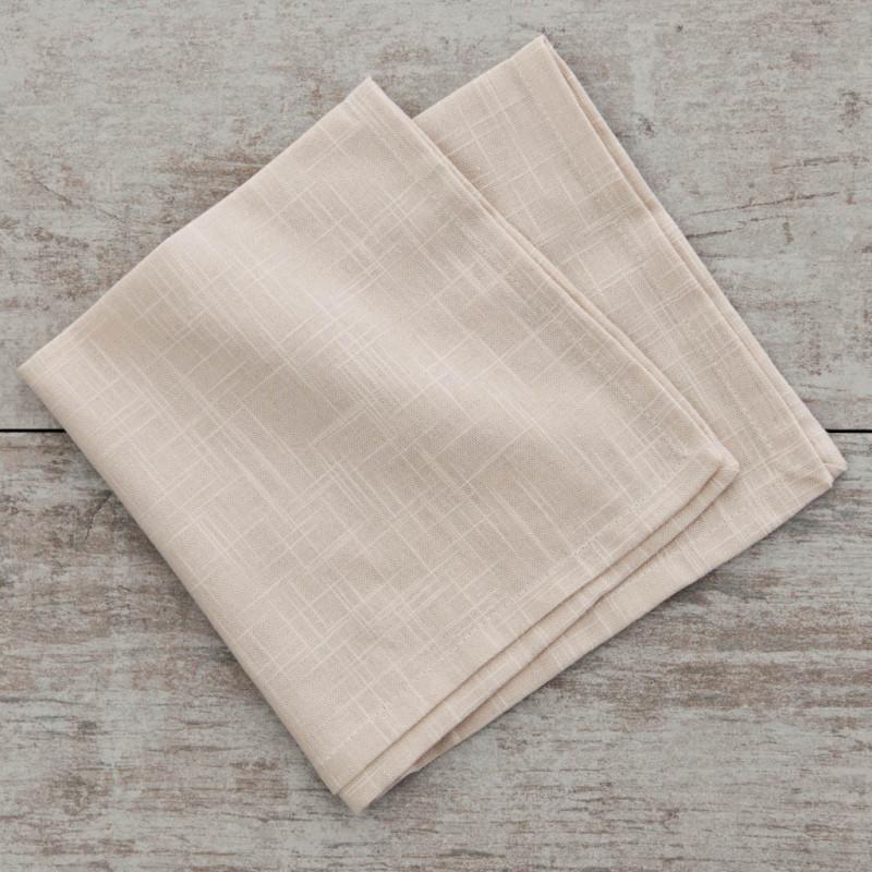 Servilleta 100% algodón Haus