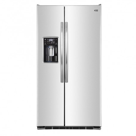 GE Refrigerador Side by Side con dispensador No Frost 645 L PNL26PGKCSS