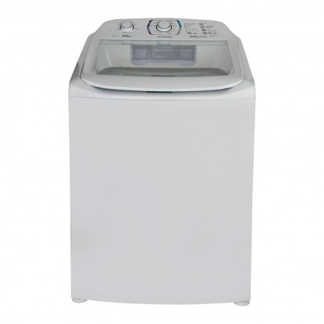 Frigidaire Lavadora con agitador y filtro de pelusas 12 programas 44 lbs L20Y