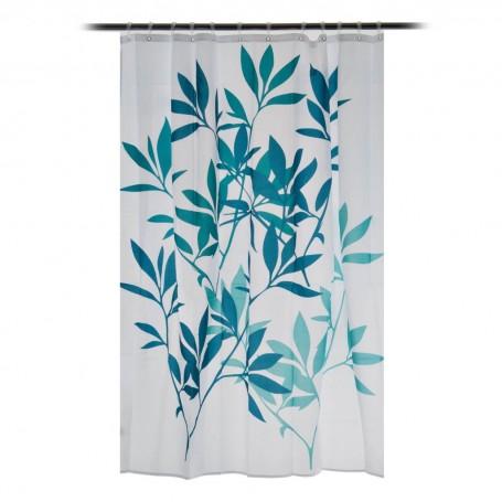 Cortina para baño Leaves Interdesign