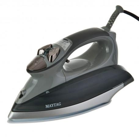Plancha digital a vapor Auto apagado / Suela de cerámica 1500W M1200 Maytag