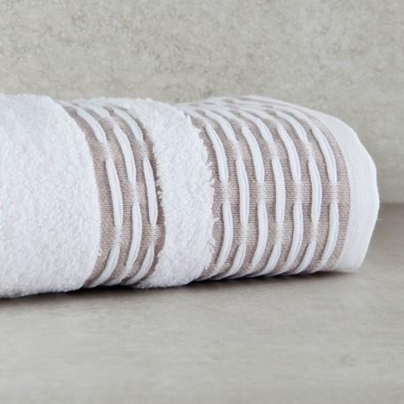 Toalla de baño Cordón Entrelazado Ladinne