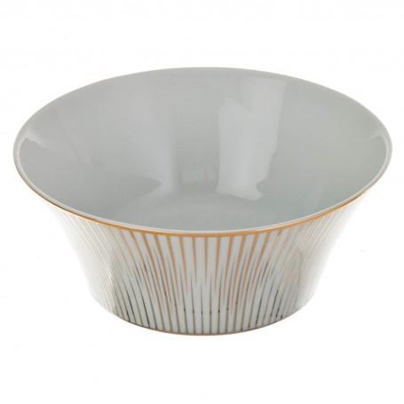 Tazón para cereal Borde Rayas Glint Spal