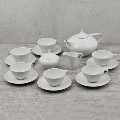 Juego de té para 6 personas Spazio Spal