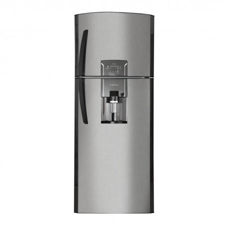 Mabe Refrigerador No Frost con dispensador y luz LED 16' 400L RMP840FZEC