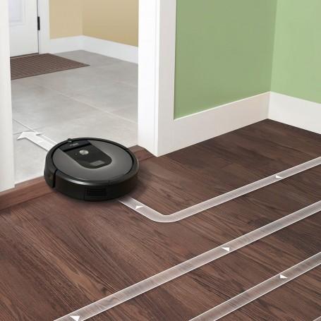 Aspiradora robótica 1L de capacidad / Barre-Aspira/ Recarga automática / App iRobot Home Roomba 960