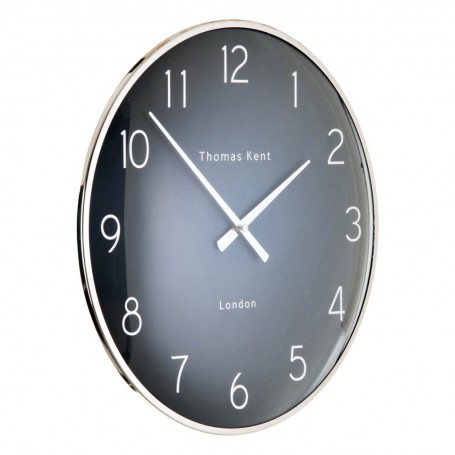 Reloj de pared Gris / Silver 41 cm