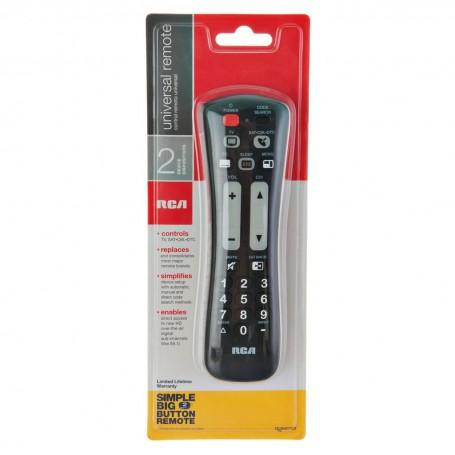 Control remoto universal  2 componentes RCA