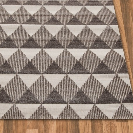 Alfombra Triángulos Reflex Balta