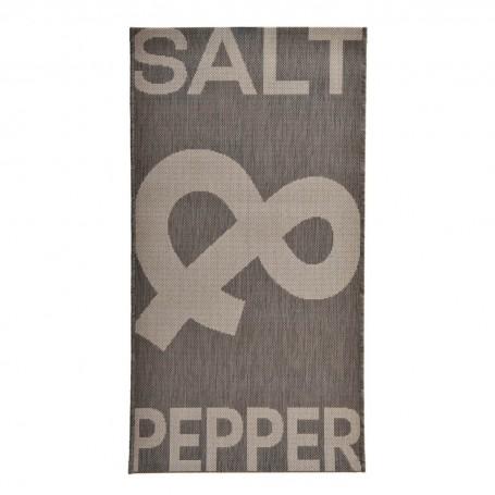 Alfombra para cocina Salt&Pepper Essenza Balta
