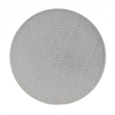 Plato para postre Mandala Faianças Ideal