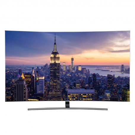 Samsung TV QLED digital ISDB-T UHD Smart Curvo 4K Q8C