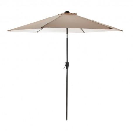 Parasol Beige 2.5 metros