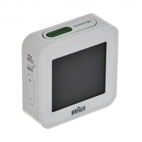 Reloj despertador digital para viaje Weinberger