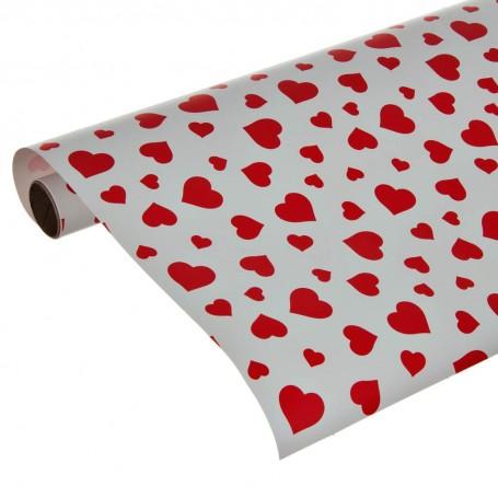 Papel regalo Corazones Lovely Herzen