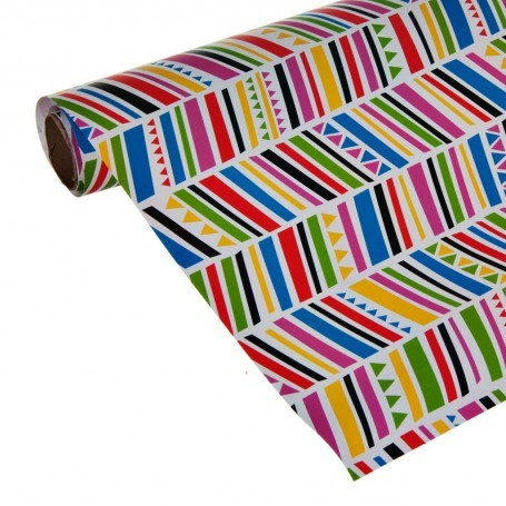 Papel regalo Happy Birthday Multicolor