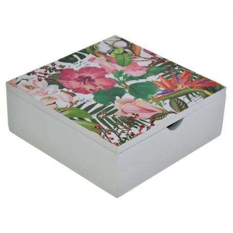 Caja multiusos Floral