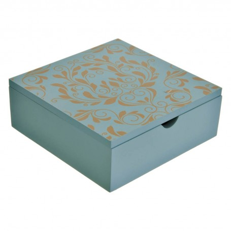 Caja multiusos Jade Arabescos