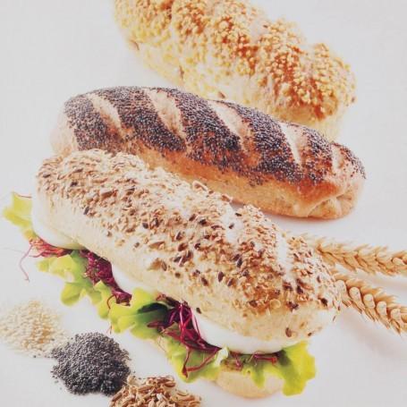 Molde para pan baguette Crispy Silikomart