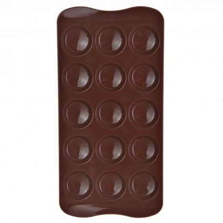 Mini molde para chocolate Macarons Silikomart