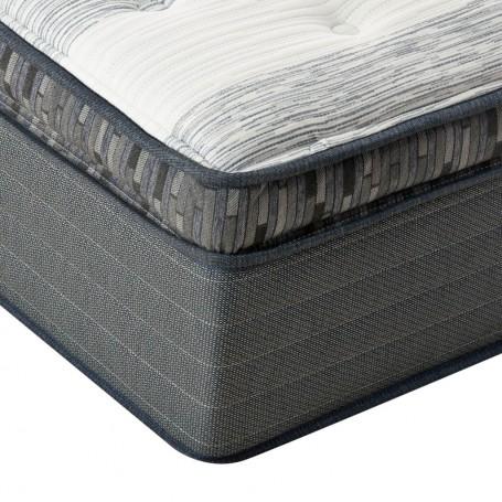 Colchón Nalani Luxury Firm Pillow Top Beautyrest Platinum Simmons