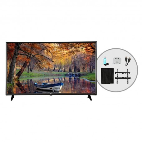 LG TV LED digital ISDB-T FHD Smart 43'' 43LK5700S
