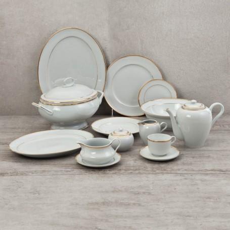 Vajilla de 69 piezas Shangai Porcel