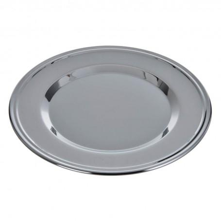 Plato para pan Silver