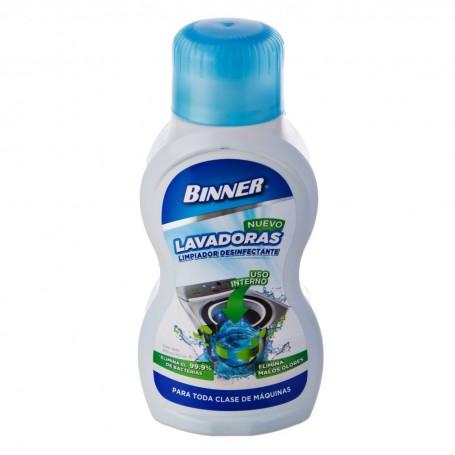 Limpiador desinfectante para lavadoras 300 ml Binner