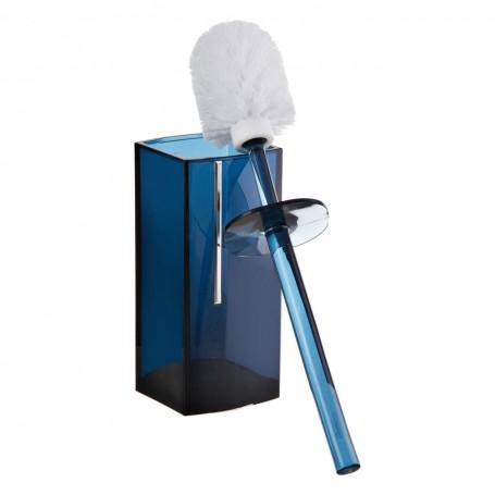 Cepillo para inodoro Blue Deco Haus