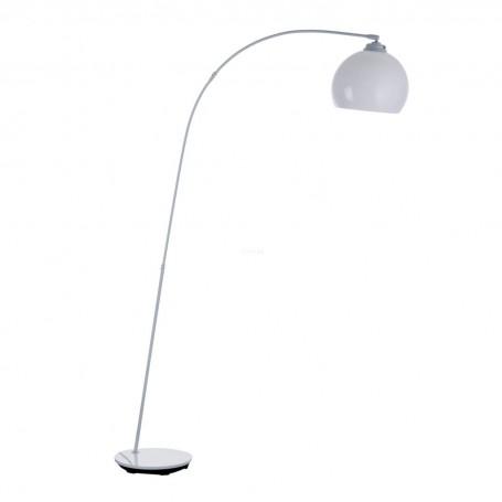 Lámpara de piso con Pantalla Globo