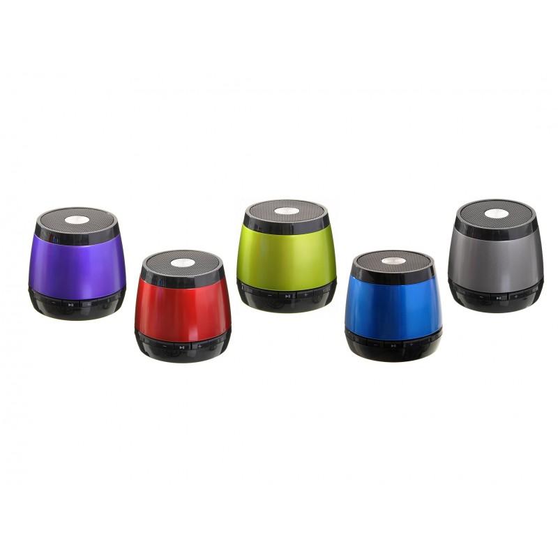 Parlante Bluetooth ligero y compacto HMDX