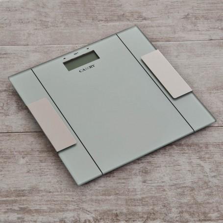 Balanza digital para baño con medidor de grasa / hidratación / calorías Camry