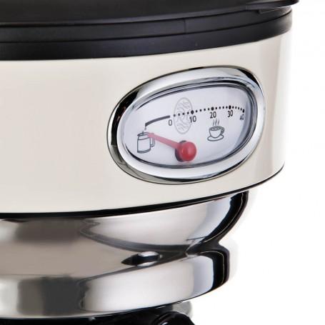 Cafetera con indicador de temperatura 8 tazas Retro Russell Hobbs