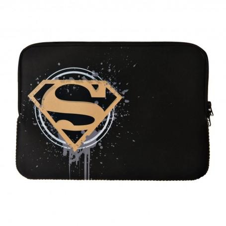Estuche para laptop Superman