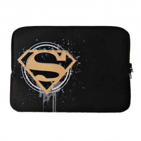 Estuche para laptop Superman