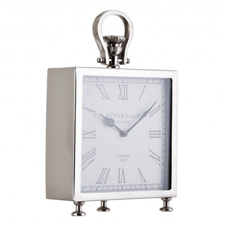 Reloj para mesa Silver Haus