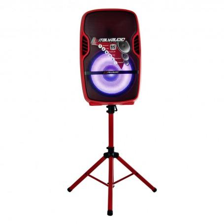 "Parlante para fiesta Bluetooth / USB / Entrada SD 15"" 250W Sono Italy"