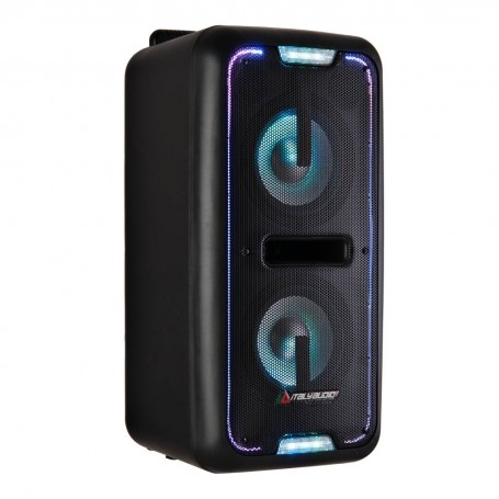 """Parlante para fiesta Bluetooth / MP3/ Radio FM / USB / Entrada SD 8"""" Sono Italy"""