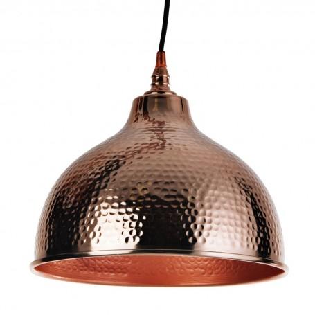 Lámpara para techo Martillado Haus