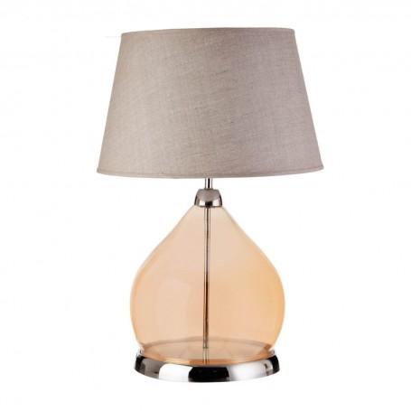 Lámpara de mesa Clear Ámbar Haus