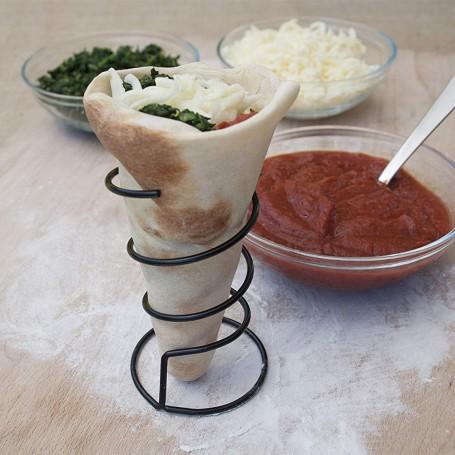 Molde cono para pizza 6 piezas The Companion Group