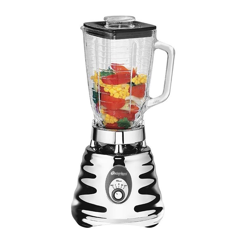 Licuadora 3 velocidades jarra de vidrio Oster